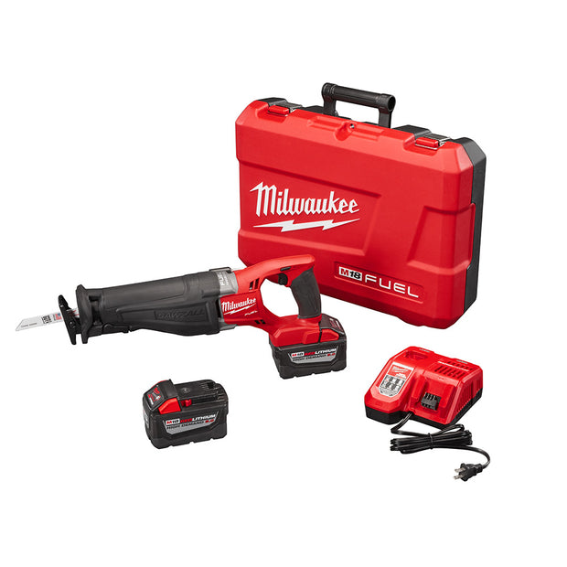 Milwaukee 2720-22HD M18 FUEL SAWZALL Reciprocationg Saw HIGH DEMAND KIT