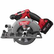 "Milwaukee 2730-21 M18 FUEL 6-1/2"" Circular Saw Kit with 1 Battery"
