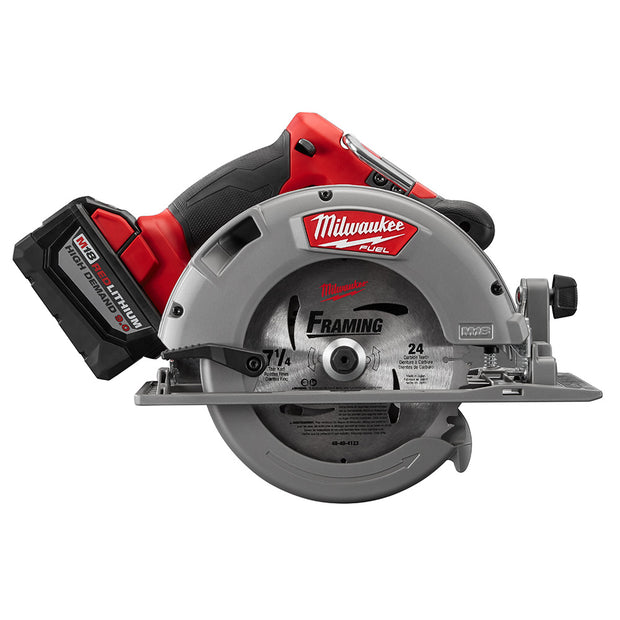 "Milwaukee 2731-22HD M18 FUEL 7-1/4"" Circular Saw HIGH DEMAND Kit"
