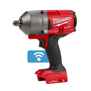 "Milwaukee 2862-20 M18 FUEL ONE-KEY High Torque Impact Wrench 1/2"" Pin Detent Bare"