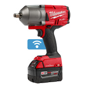 "Milwaukee 2863-22 M18 FUEL ONE-KEY High Torque Impact Wrench 1/2"" Friction Ring Kit"