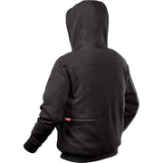 Milwaukee 302B-20 M12 Heated Hoodie Only, Black