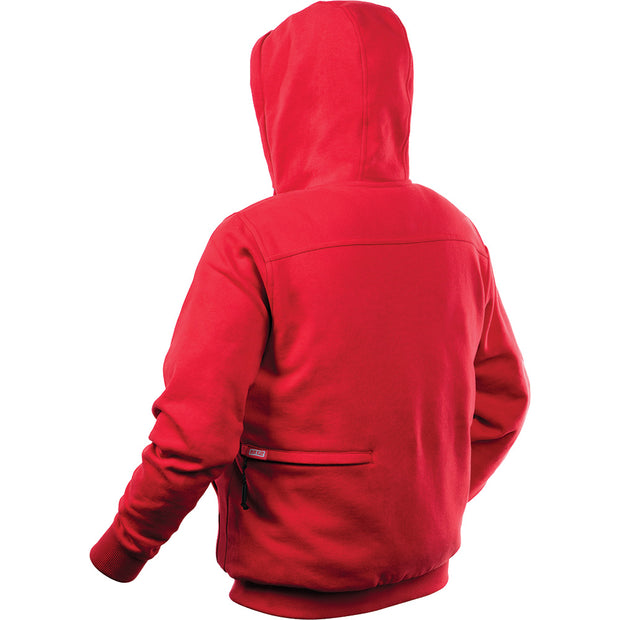 Milwaukee 302R-20 M12 Heated Hoodie Only, Red