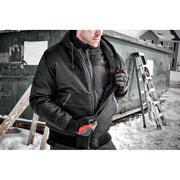 Milwaukee 303B-21 M12 Heated AXIS Vest Kit, Black