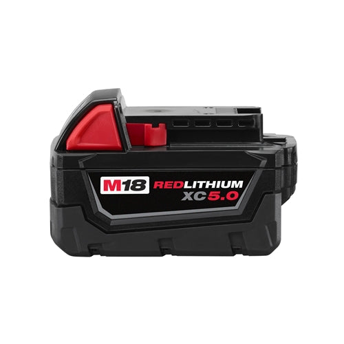 Milwaukee 48-11-1850 M18 Redlithium XC 5.0 Extended Capacity Battery Pack