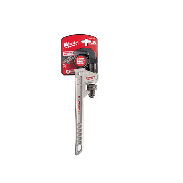 "Milwaukee 48-22-7212 12"" Aluminum Pipe Wrench"