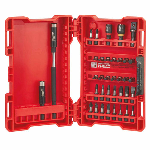 Milwaukee 48-32-4005 Shockwave 36 Piece Impact Driver Bit Set