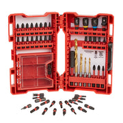Milwaukee  48-32-4025 52 Piece Shockwave Electrician's Drill & Drive Set