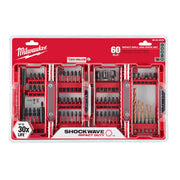 Milwaukee 48-32-4029 Shockwave Impact Duty Drill And Drive Set (60-Piece)