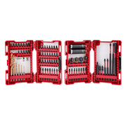 Milwaukee  48-32-4030 Shockwave Impact Duty Drill And Drive Set (75-Piece)