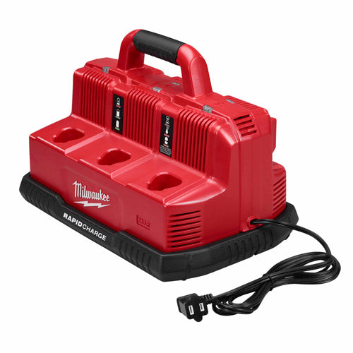 Milwaukee 48-59-1807 M18 & M12 Rapid Charge Station