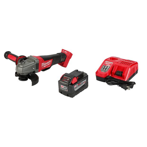Milwaukee 48-59-1890PG 9.0 Starter Kit with Bare Tool Fuel Grinder
