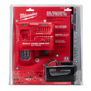Milwaukee 48-59-1890 M18  REDLITHIUM HIGH DEMAND 9.0 Starter Kit