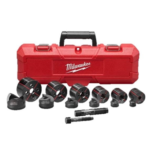 "Milwaukee 49-16-2693 Milwaukee EXACT 1/2"" to 2"" Knockout Set"