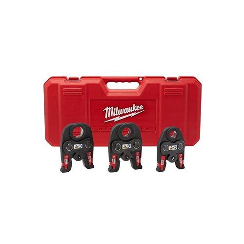 "Milwaukee 49-16-2696 M18 1/2"" - 1"" Black Iron Jaw Kit"