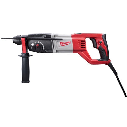 "Milwaukee 5262-21 1"" SDS Plus D-Handle Rotary Hammer"