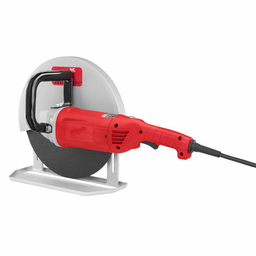 "Milwaukee 6185-20 14"" Hand Held Cut-Off 15 Amp 4600 RPM"