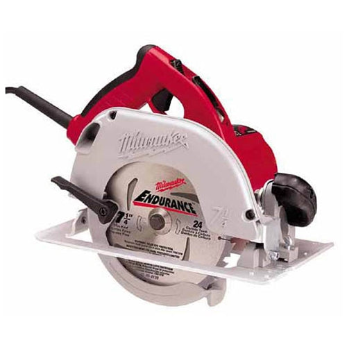 Milwaukee 6390-20 Tilt-Lok 15 Amp 7-1/4-Inch Circular Saw with Tilting Handle