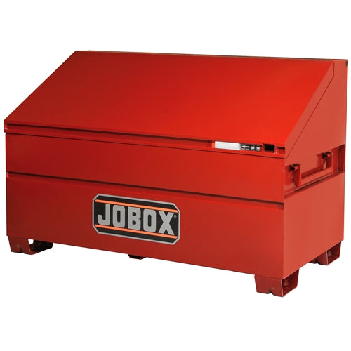 "Jobox 1-680990 60"" Steel Slope Lid Box"