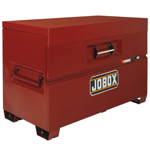 "Jobox 1-689990 74"" Steel Piano Box with Site-Vault Security"
