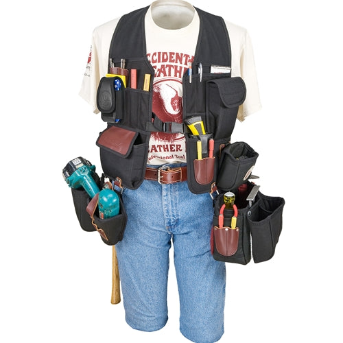 Occidental Leather 2538 Builders' Vest™ Drill Package