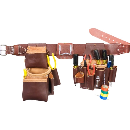 Occidental Leather 5036LG Large Leather Pro Electrician Set