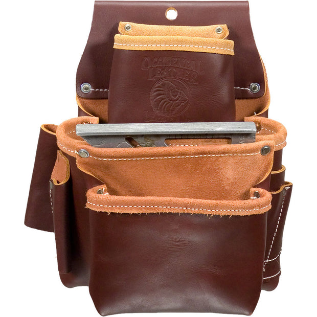 Occidental Leather 5060LH Left Handed 3 Pouch Pro Fastener Bag