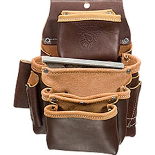 Occidental Leather 5062LH Left Handed 4 Pouch Pro Fastener Bag