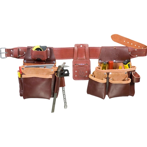 Occidental Leather 5087LHSM Small Left Handed Framing Set