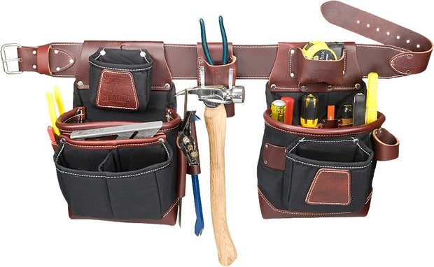 Occidental Leather 8580XL Extra Large FatLip Tool Bag Set