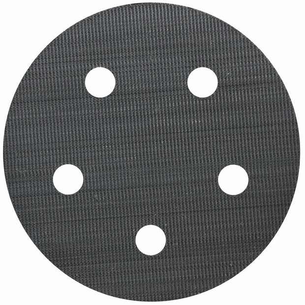 "Porter Cable 15000 5"", 5 Hole Hook And Loop Replacement Pad For Model 97355"
