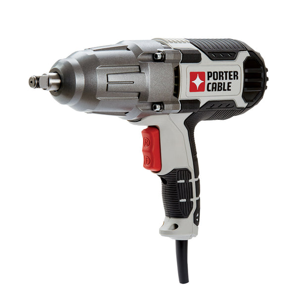 "Porter Cable PCE211 7.5 Amp 1/2"" Impact Wrench with Hog Ring Anvil"