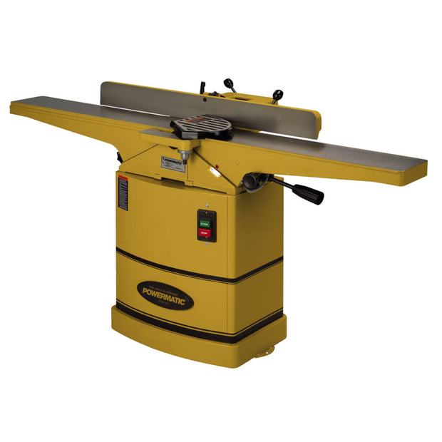 "Powermatic 1791279DXK 54A 6"" Jointer with Quick-Set Knives, 1HP, 1PH, 115/230V"