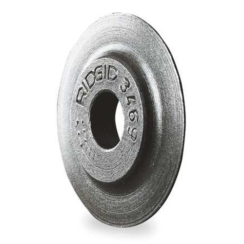 "RIDGID 33170 E2558 Heavy Duty High Grade Steel 0.220"" Thin Cutter Wheel"