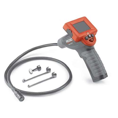 RIDGID 40043 Micro CA-25 Handheld Inspection Camera