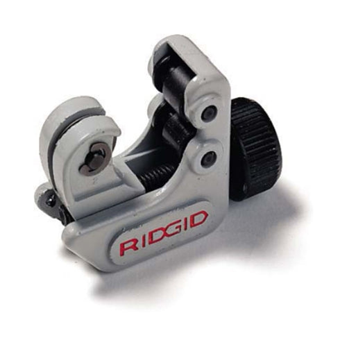 "RIDGID 40617 101 Midget Tubing Cutter with Spare Wheel (1/4"" - 1-1/8"")"