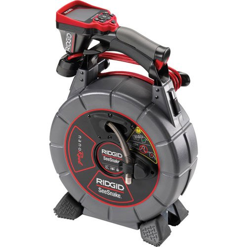 RIDGID 40818 85' SeeSnake nanoReel with CA-300 Camera