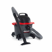 RIDGID 50308 6000RV Wet/Dry Vacuum, 6 gal, Red