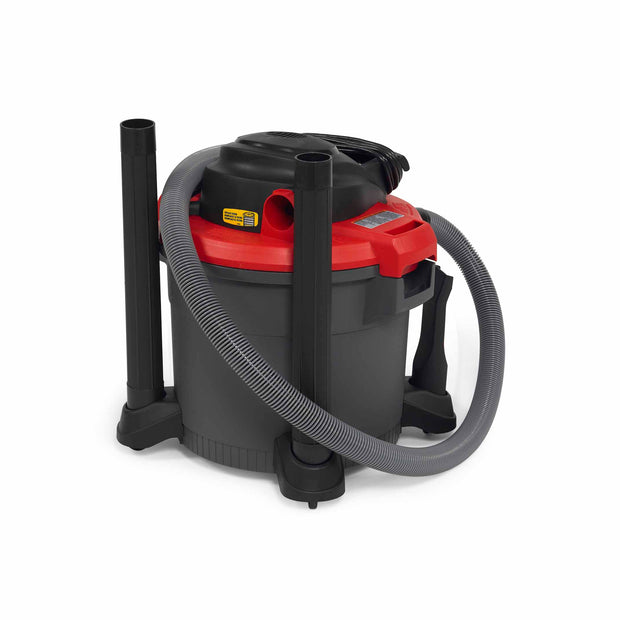 RIDGID 50323 1200RV Wet/Dry Vacuum, 12 gal, Red