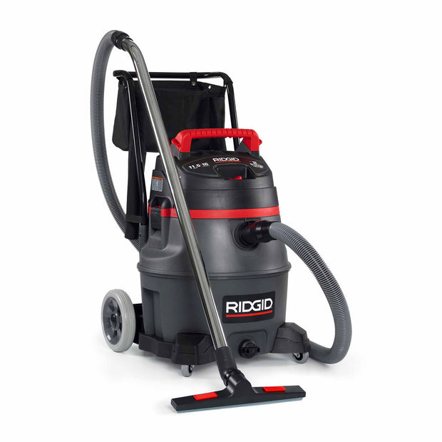 RIDGID 50363 RV2600B 16 Gal Red 2 Stage Wet/Dry Vac