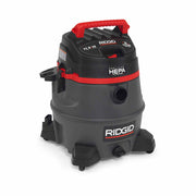RIDGID 50368 RV2400HF 14 Gal Red HEPA Wet/Dry Vac