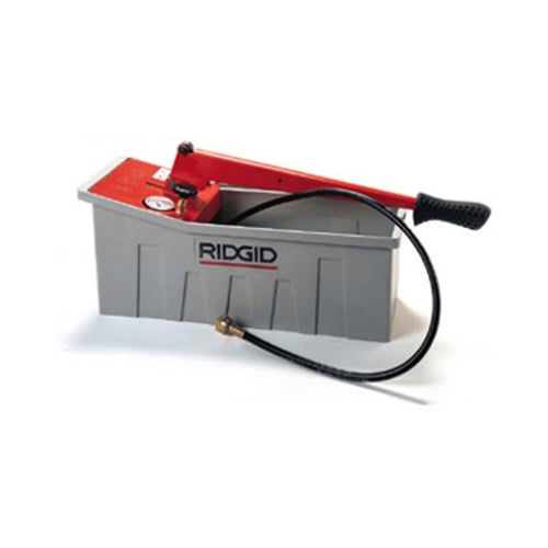 "RIDGID 50557 1450 725 PSI Pressure Test Pump, 1/2"" NPT"