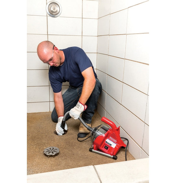 RIDGID 55808 PowerClear Drain Cleaning Machine