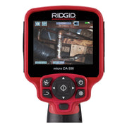 "RIDGID 55898 Micro CA-350 Inspection Camera, 3.5"" Monitor Size"
