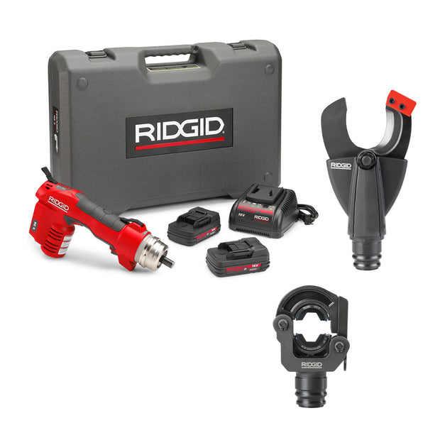RIDGID 56498 RE 6 Electrical Tool Cut & Crimp Kit