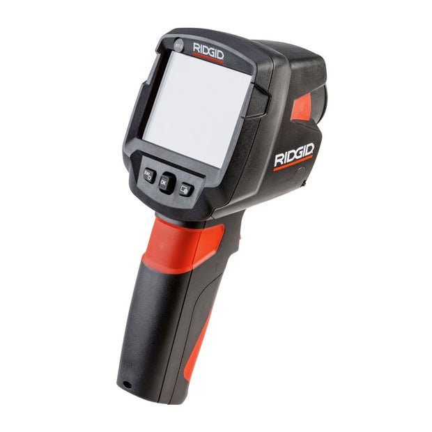 Ridgid 57533 RT-3 High Resolution Thermal Imaging Camera for Commercial & Residential Applications