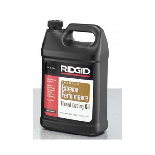 RIDGID 74012 Extreme Performance Stainless Steel Thread Cutting Oil - 1 Gallon