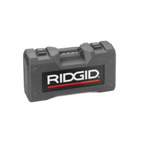 "RIDGID 97375 12-R Metal Carrying Case Holds 9 Dies, 1/8"" - 2"""