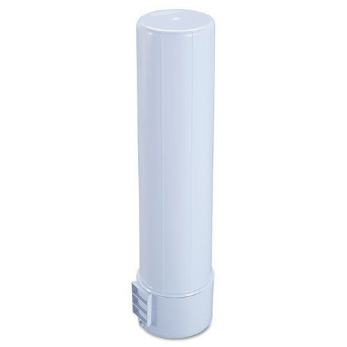 Rubbermaid 825706Wht Universal Cup Dispenser