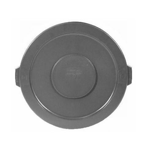 Rubbermaid FG265400GRAY Lid for 2655 BRUTE® Container (2654)